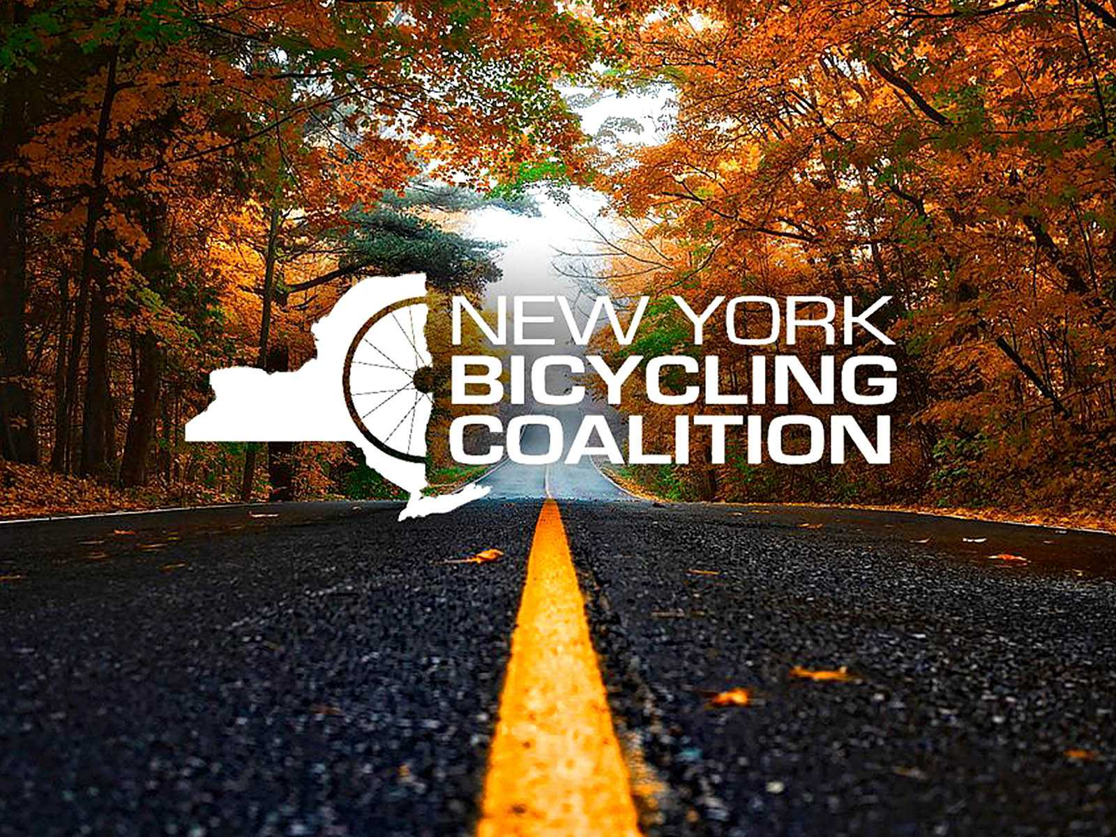 NY Bicycling Coalition logo